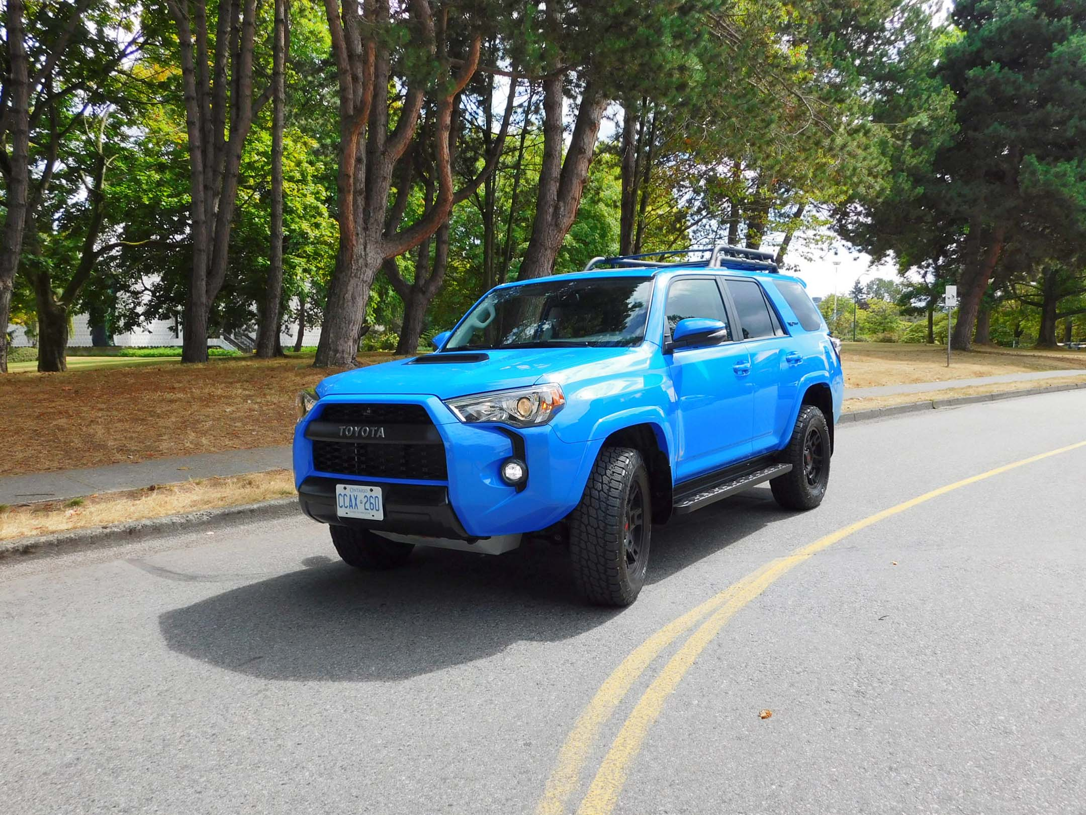 2019 Toyota 4runner Trd Pro Review Expert Reviews Autotrader Ca