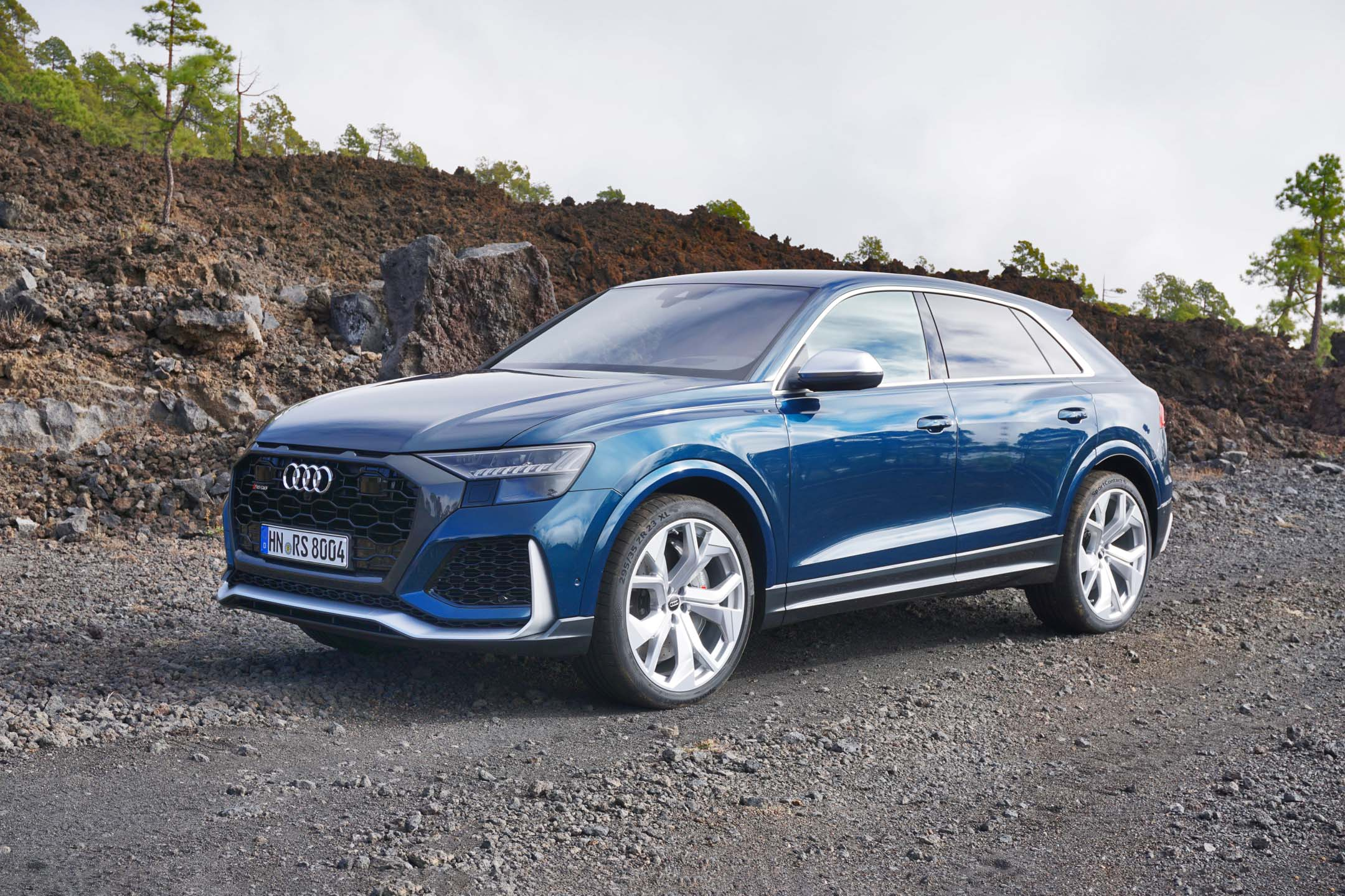 2021 Audi Rs Q8 First Drive Review Expert Reviews Autotrader Ca