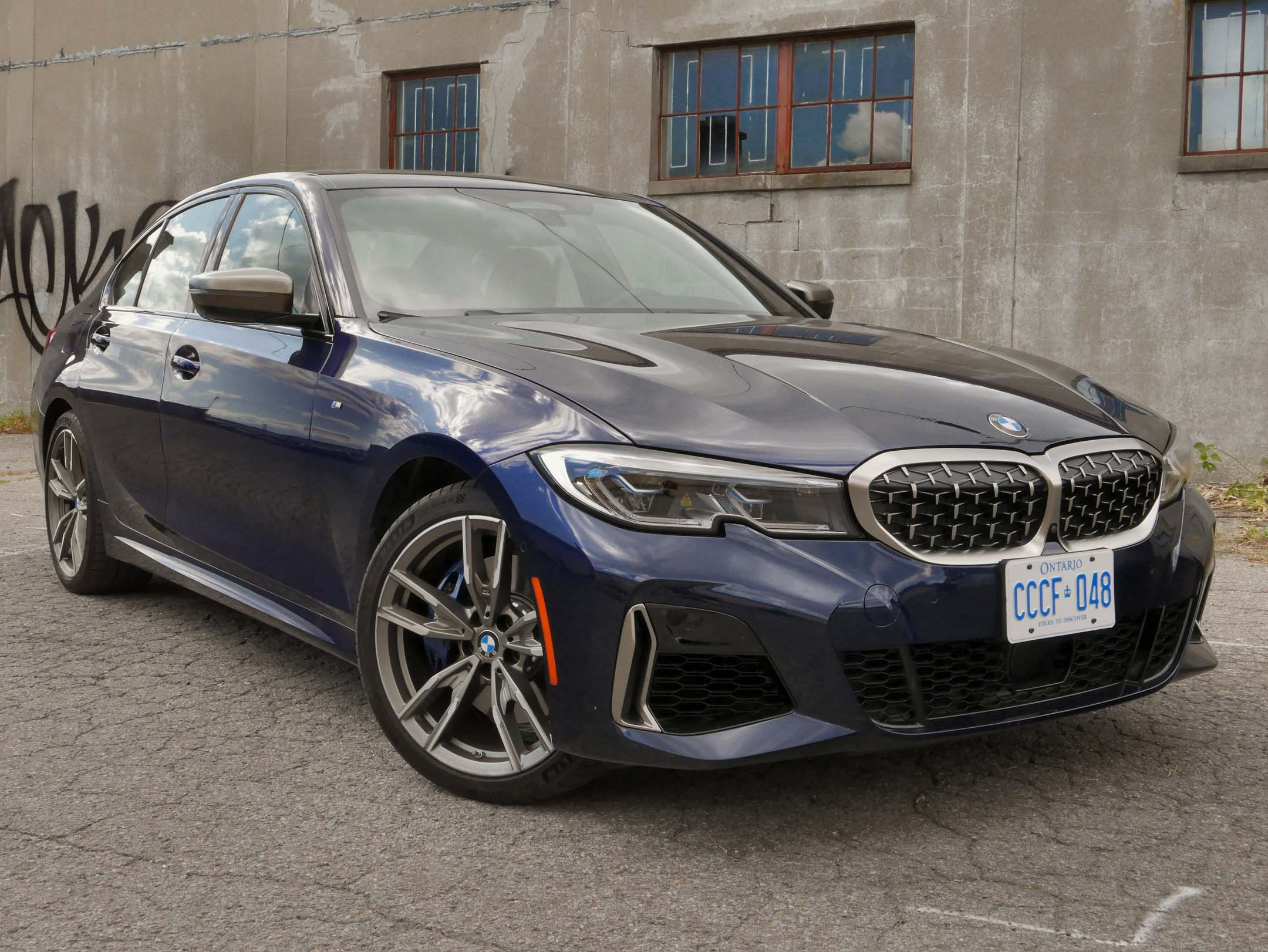 2020 Bmw M340i Xdrive Test Drive Review Expert Reviews Autotrader Ca