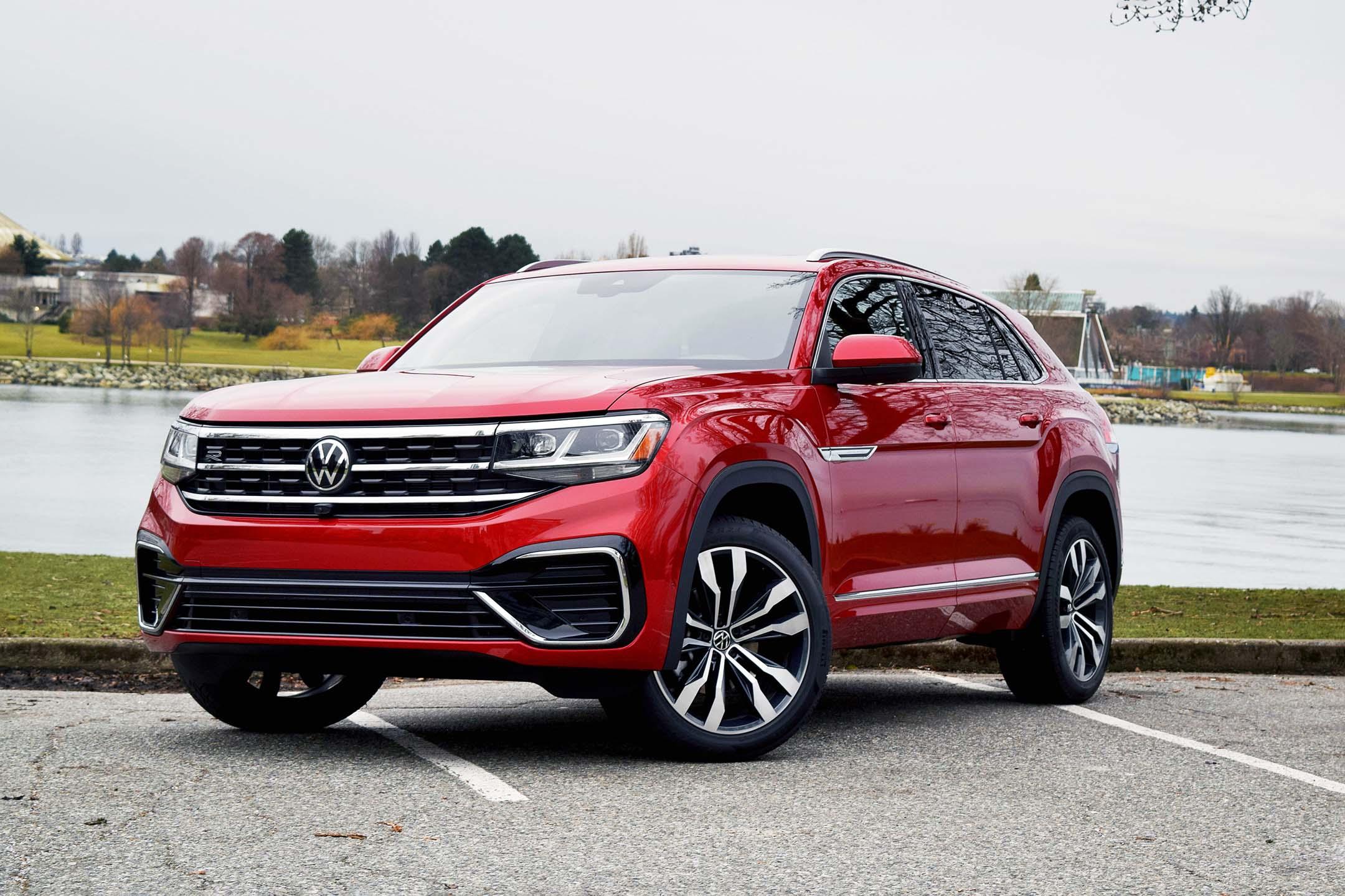 2020 Volkswagen Atlas Cross Sport First Drive Review Expert Reviews Autotrader Ca