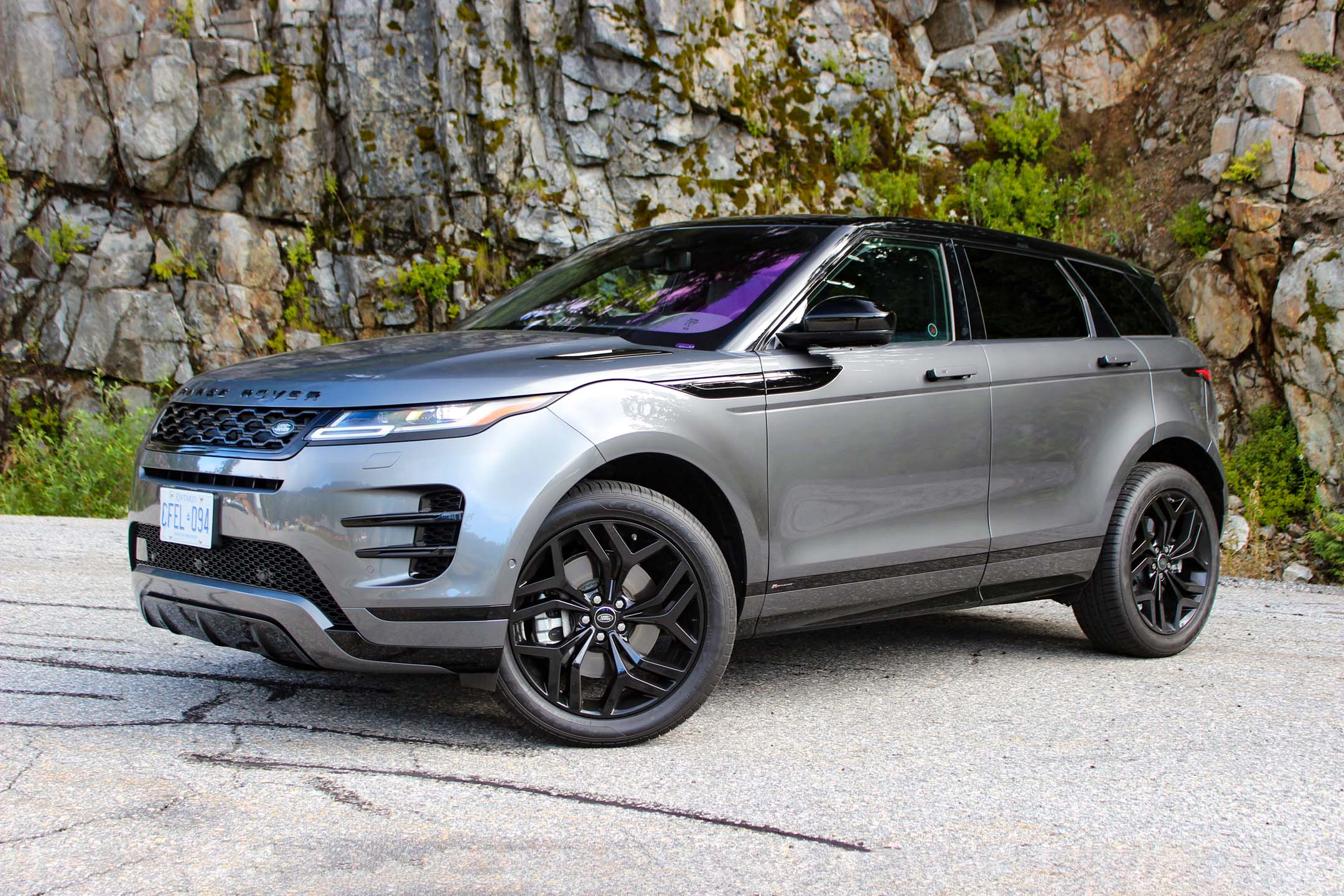 2020 Land Rover Range Rover Evoque Review Expert Reviews Autotrader Ca