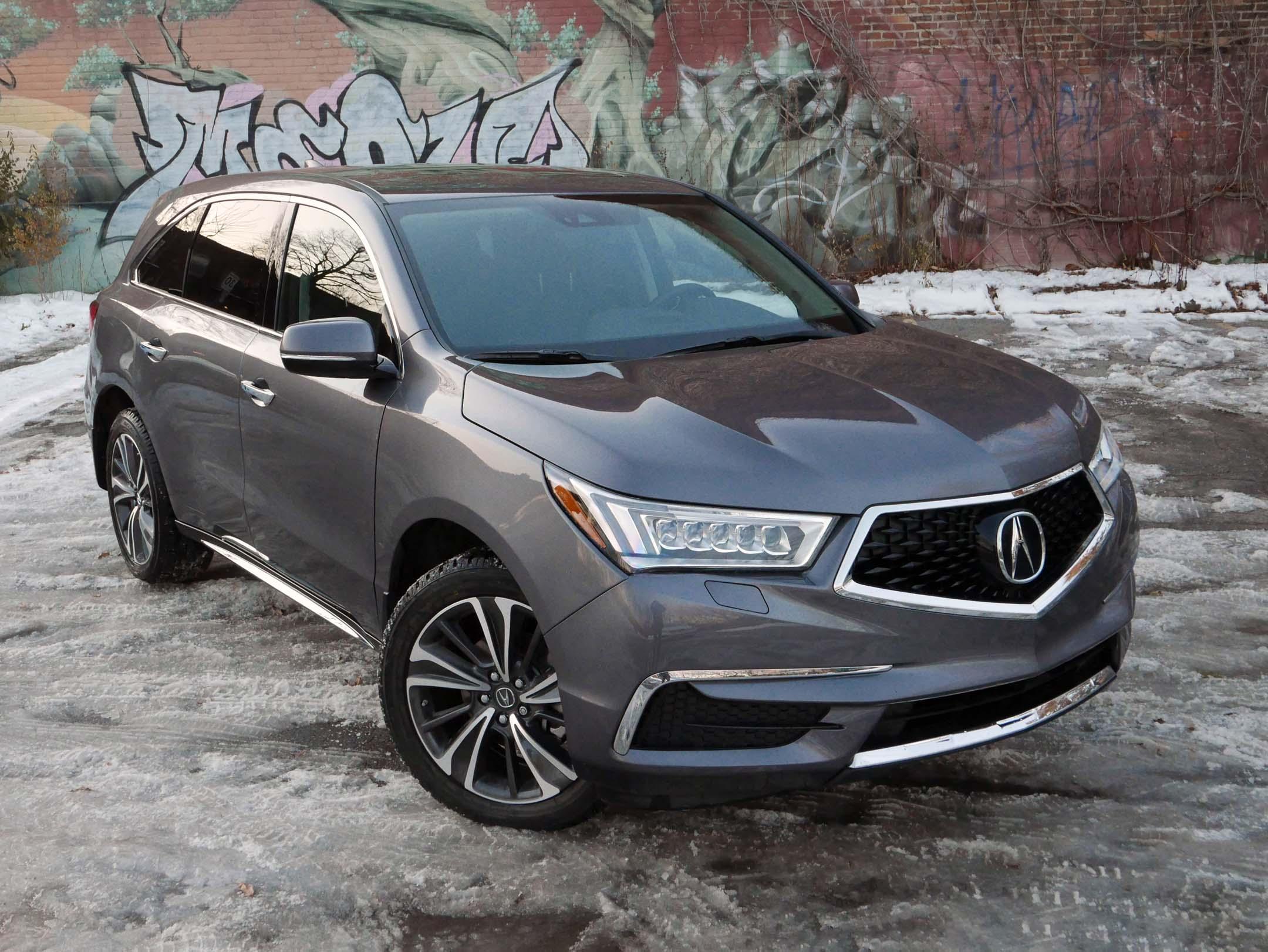 2020 Acura Mdx Review Expert Reviews Autotrader Ca