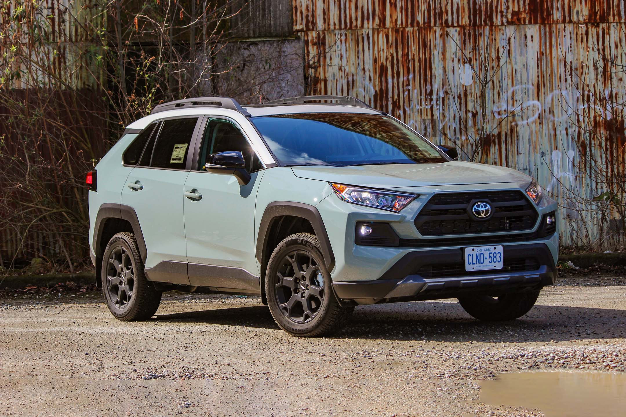 2020 Toyota Rav4 Trail Trd Off Road Review Expert Reviews Autotrader Ca