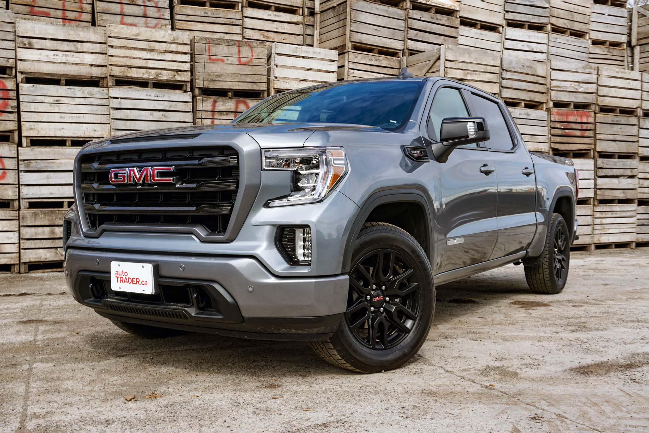 2020 Gmc Sierra Diesel Review And Video Expert Reviews Autotrader Ca