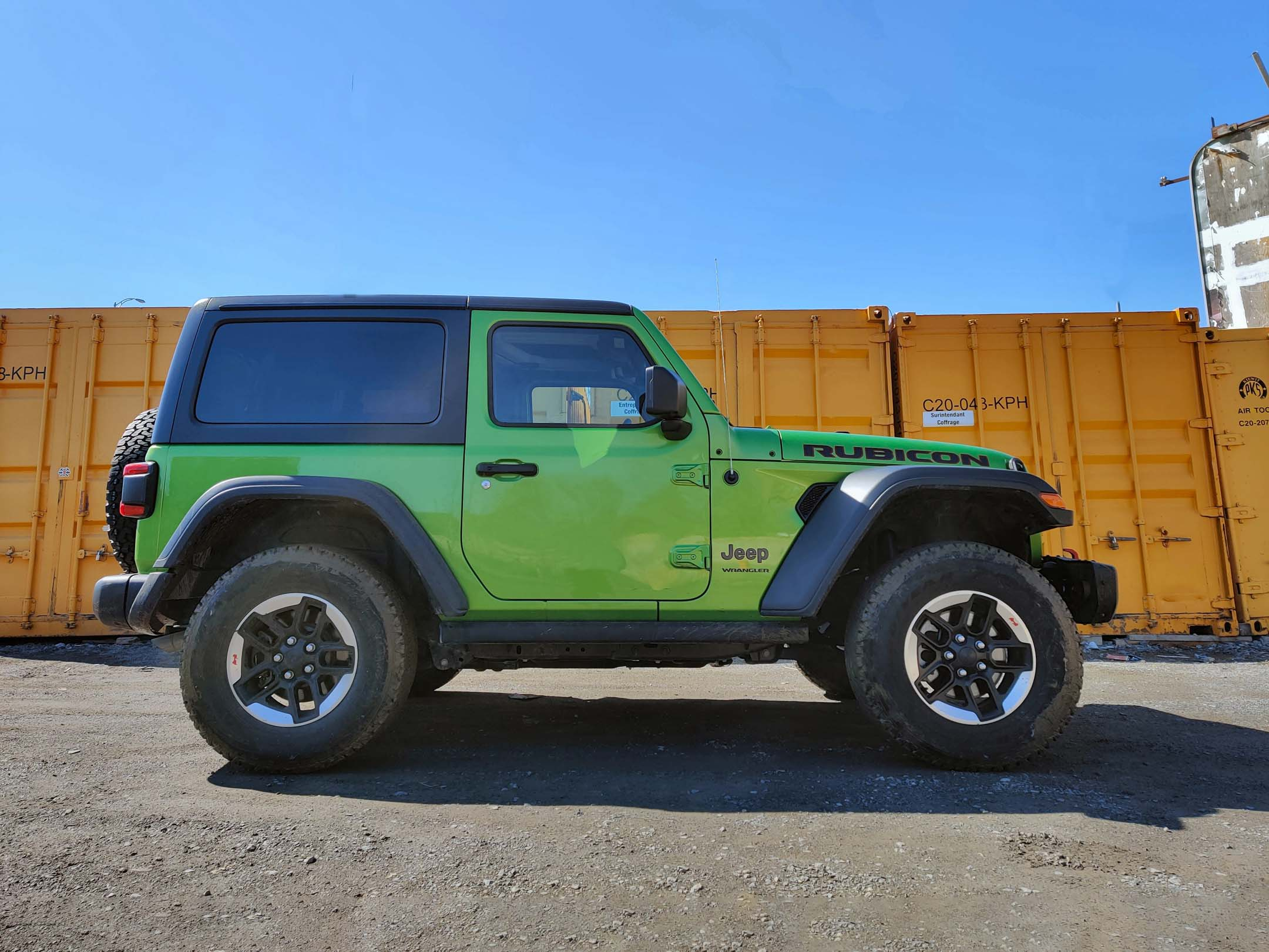 2020 Jeep Wrangler Rubicon Review Expert Reviews Autotrader Ca