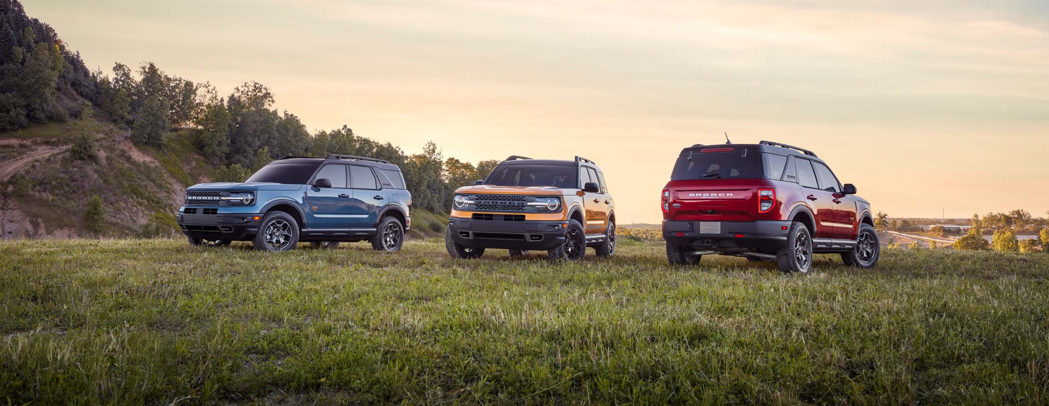 2021 Ford Bronco Sport Goes After The Jeep Cherokee Autotrader Ca