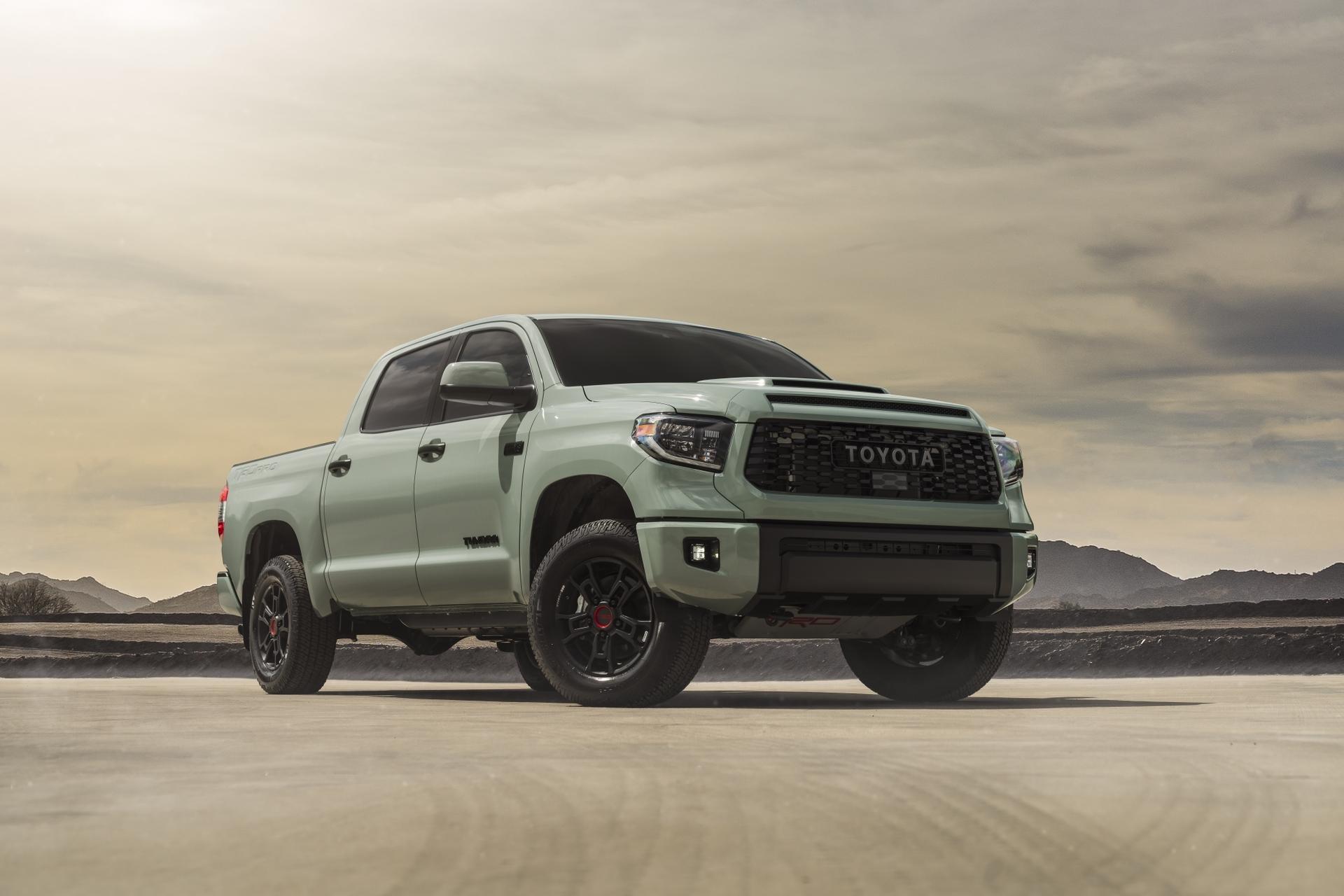 2021 Toyota Tundra Pickup Pricing Starts At 46 610 Autotrader Ca