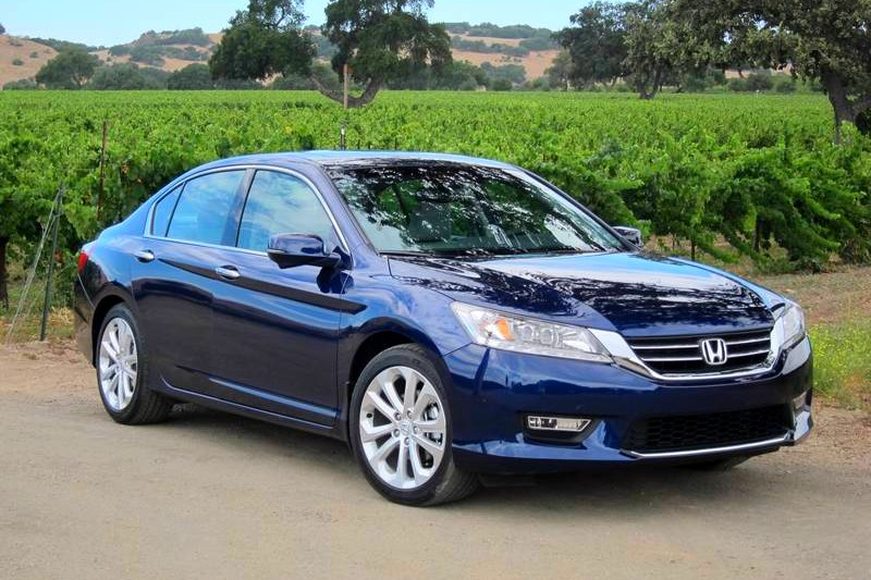 Charming Used Vehicle Review: Honda Accord, 2013 2017