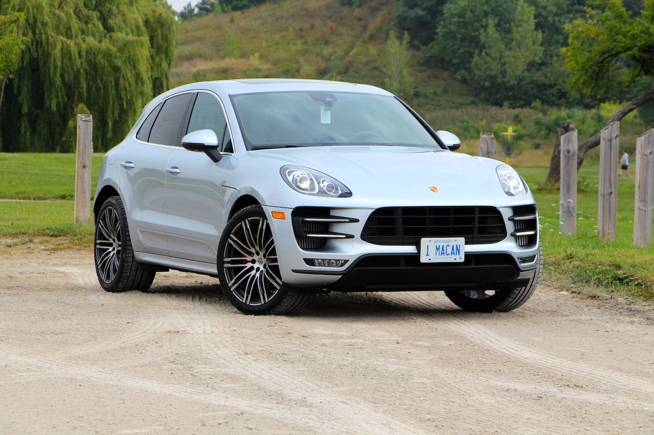 2015 Porsche Macan Turbo And Macan S Video Test Drive Review
