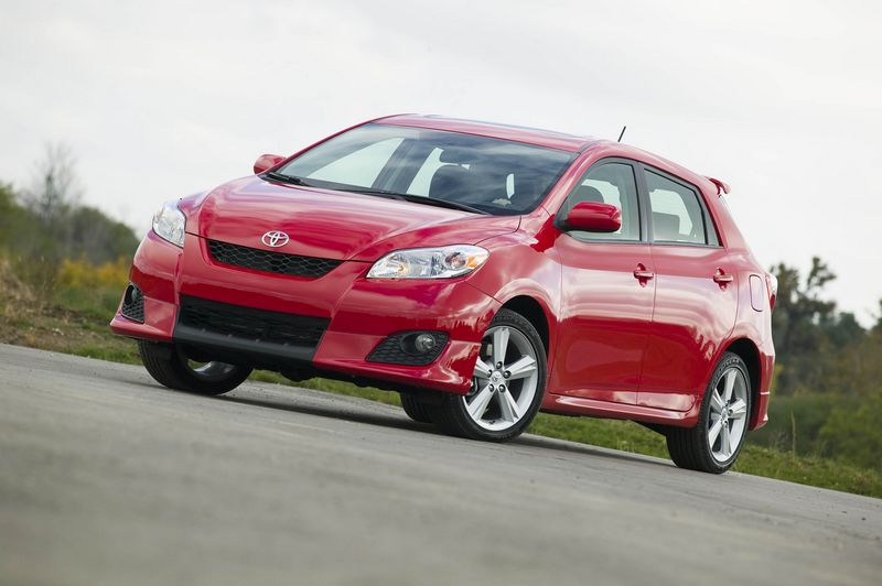 Used Vehicle Review: Toyota Matrix, 2009 2014