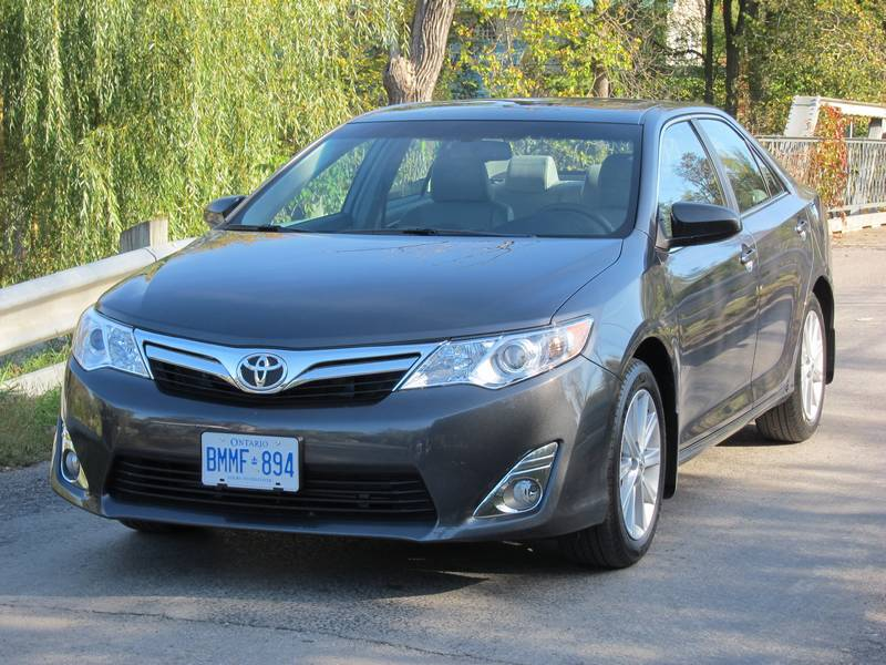Used Vehicle Review: Toyota Camry, 2012 2017