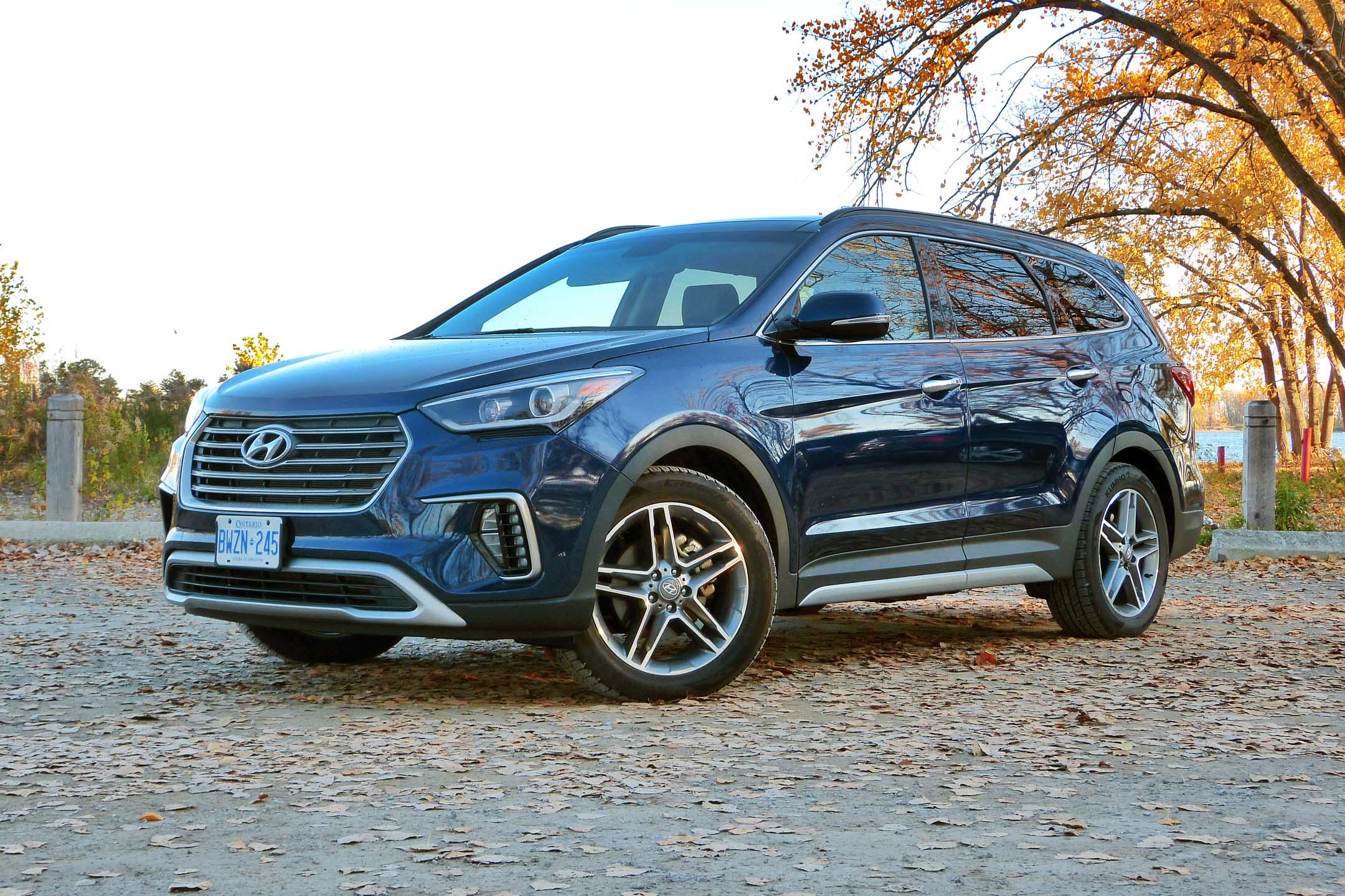 2013 2017 Hyundai Santa Fe Santa Fe Xl Used Vehicle Review
