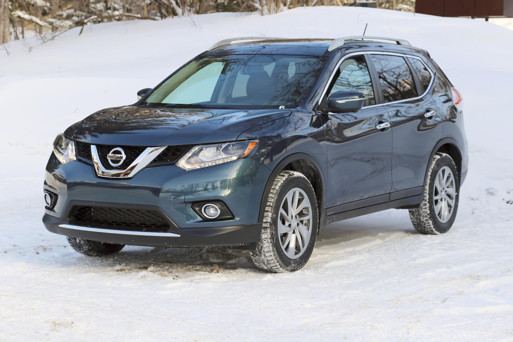 First Drive: 2014 Nissan Rogue