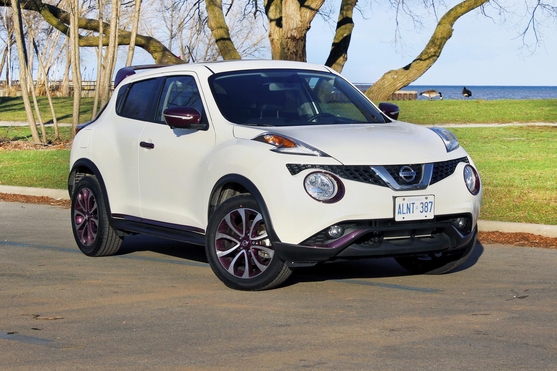 2015 Nissan Juke Sl Awd Test Drive Review