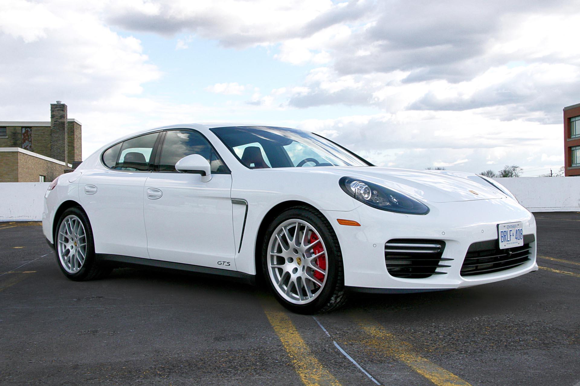 2015 Porsche Panamera Gts Test Drive Review