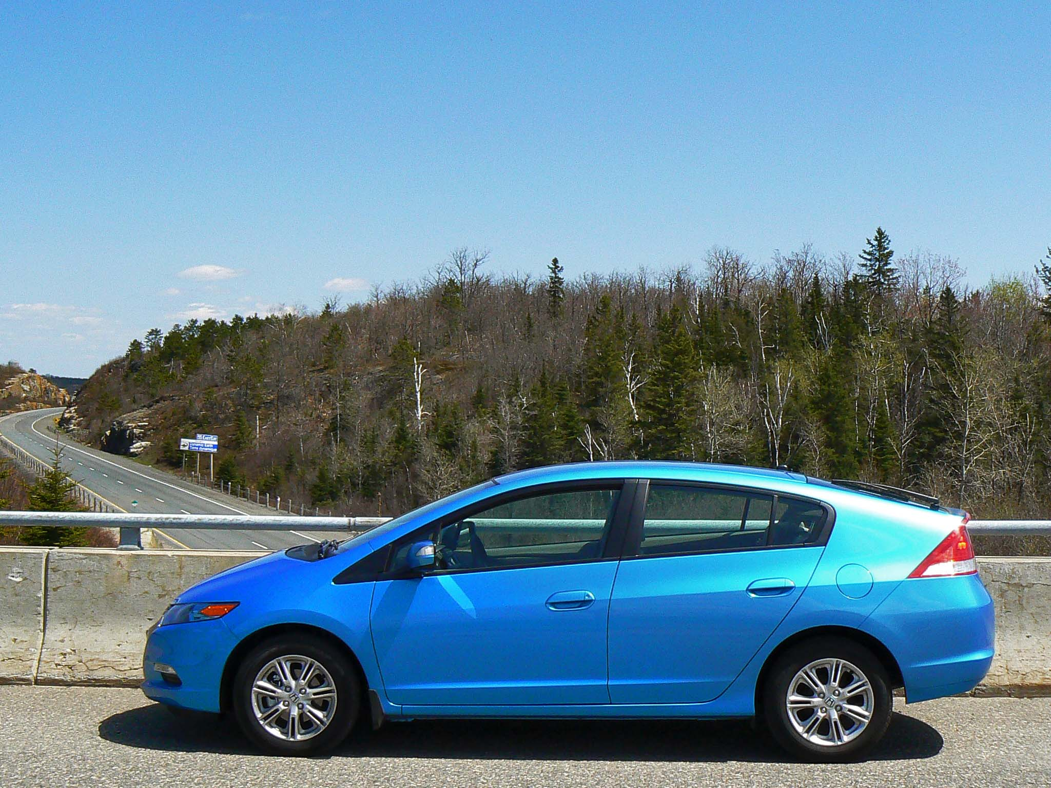 Beautiful Used Vehicle Review: Honda Insight, 2010 2012