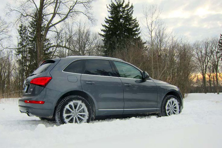 Used Vehicle Review Audi Q5 2009 2015 Expert Reviews Autotrader Ca
