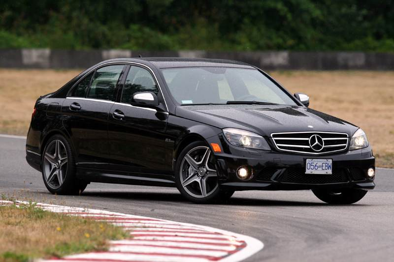 Used Mercedes Benz C63 Amg Review 2008 2015