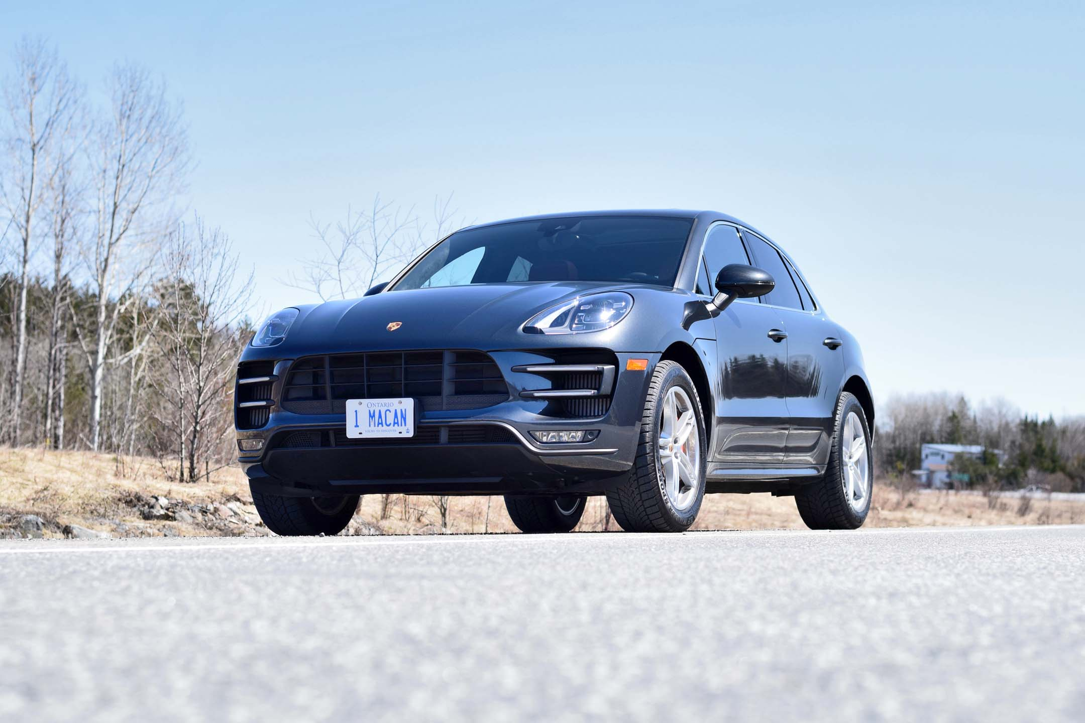 2017 Porsche Macan Turbo Performance Package Test Drive Review