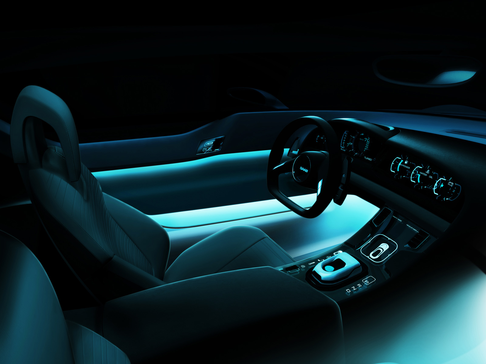 The Best Futuristic Automotive Interiors Autotrader Ca