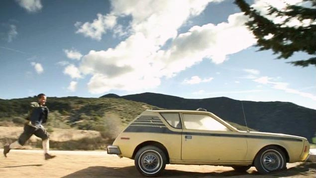 Patton Oswalt's turn on Justified was an example of perfect casting. As the frustrated Officer Bob, he's both enthusiastic and incompetent. <br><br>Perfect then, that he drives a lightbar-equipped AMC Gremlin, a totally unsuitable police vehicle. Still, at least the trunk is big enough for a disturbing amount of firepower.